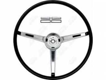 1964-1987 Chevelle Restoration Steering Wheel Parts