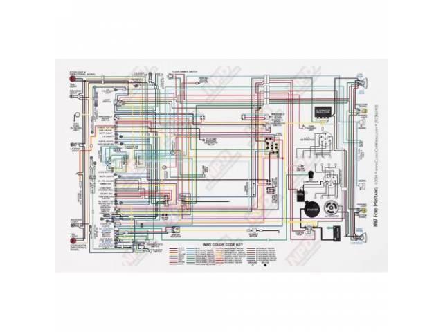 wiring diagram 67 mat
