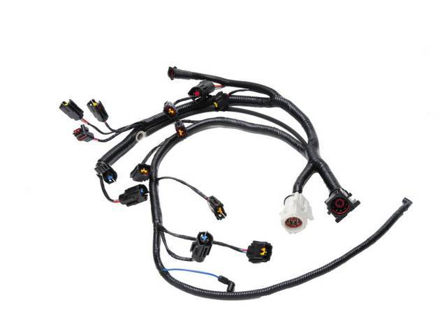 Wiring Assy Fuel Charging Injector Harness Designed With