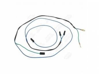1960-1976 Mopar Restoration Air Conditioner Harness Parts