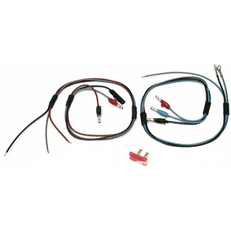 1965-1966 Mustang Rally Pac Repair Wiring, Concours