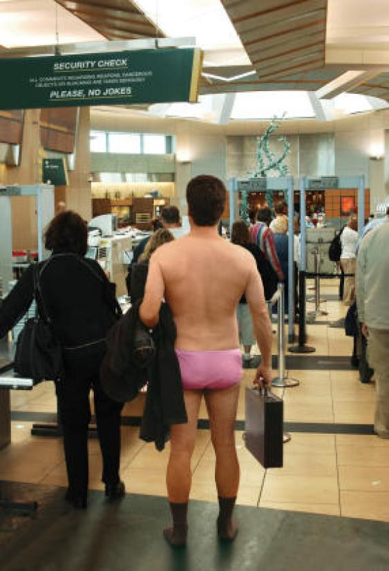 Airport Security Inspection
