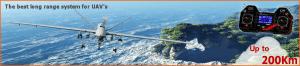 El mejor sistema de largo alcance para UAV
