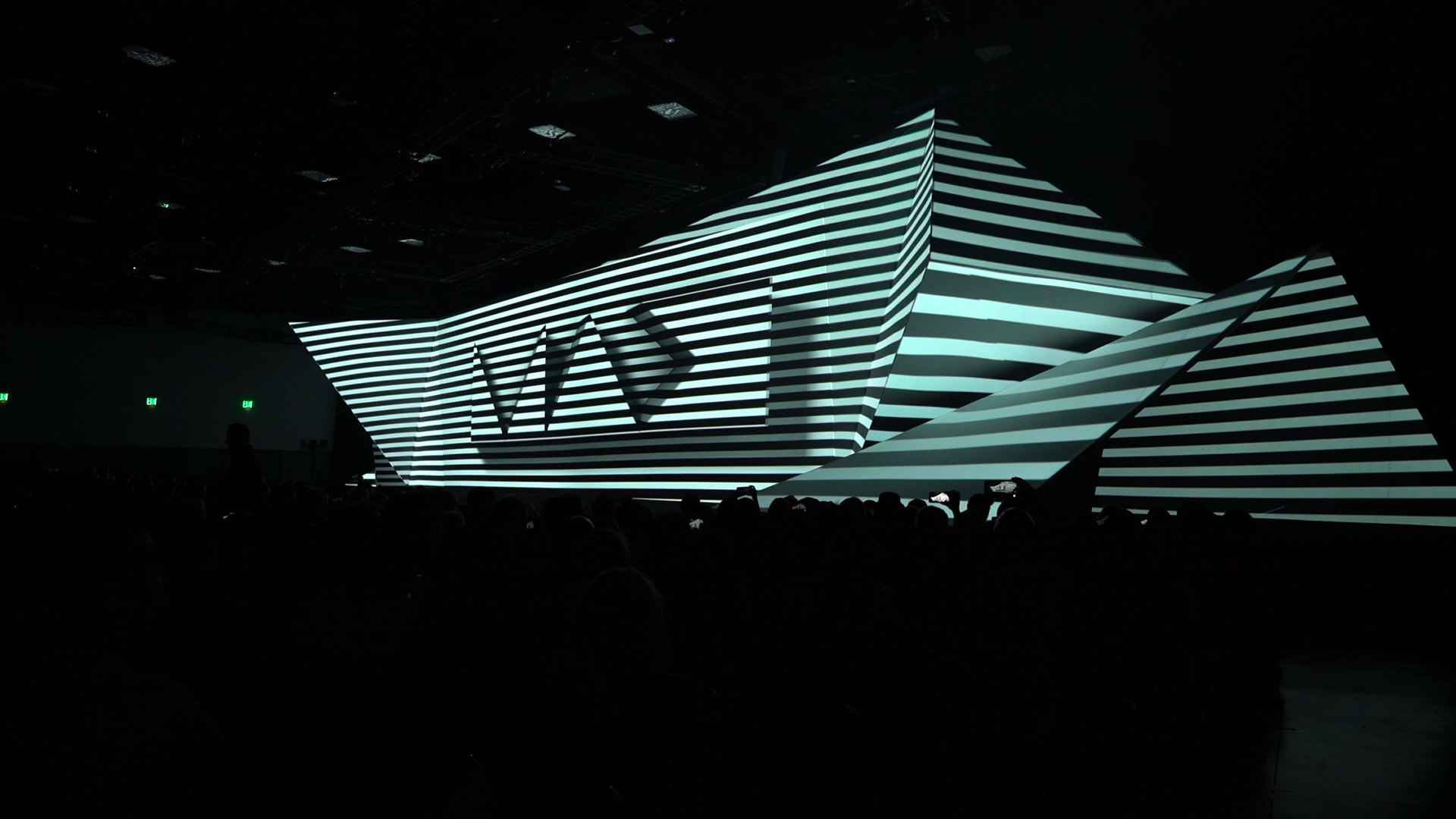 Adobe MAX Christie Lights up 4K Projection Mapping Spectacular