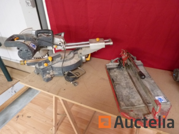 radial saw mxpower mj2625iii tomecanic