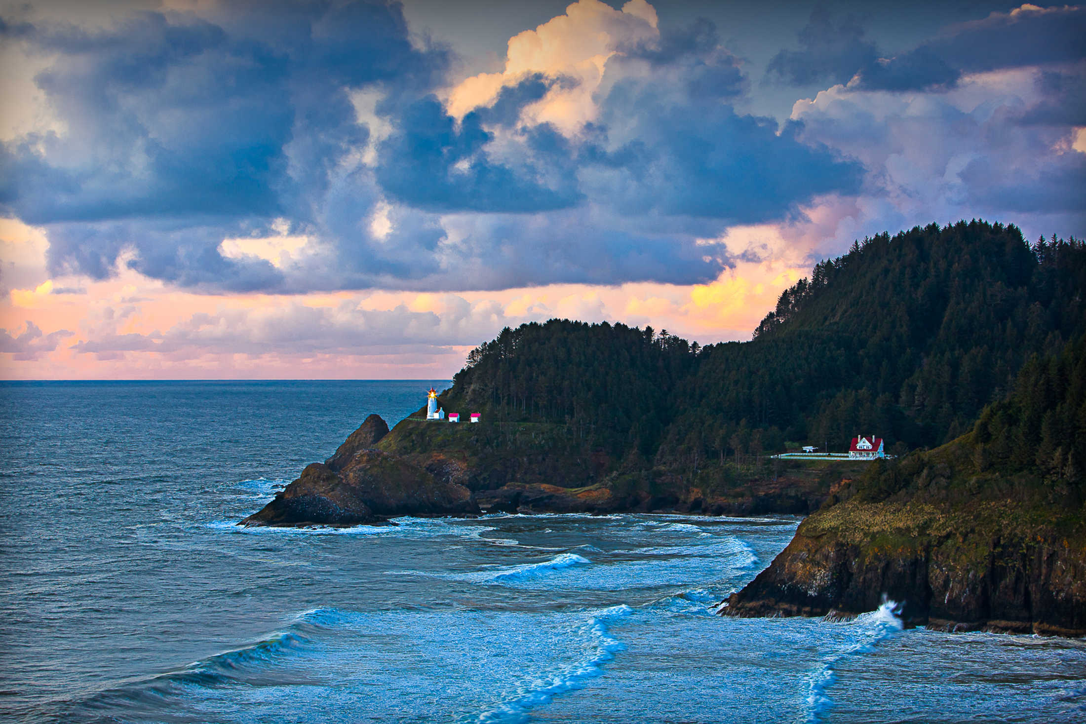 Rooms At The Heceta Lighthouse BampB On The Oregon Coast