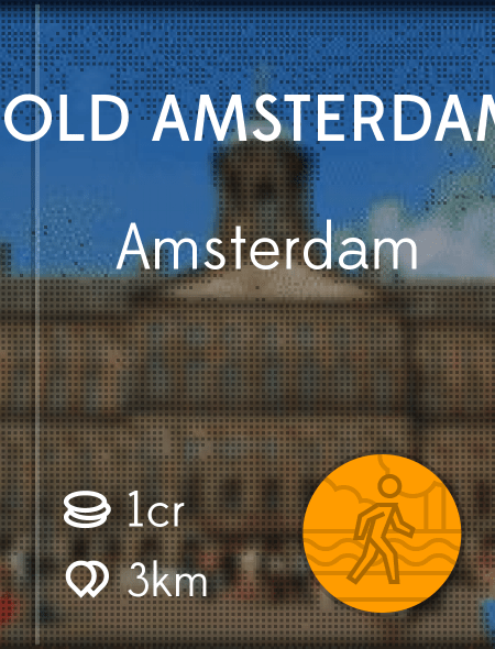 Old Amsterdam travel tour audio guide in Amsterdam on