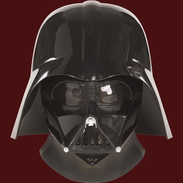 Star-Wars-Darth-Vader-Maske-Helm im Elbenwald