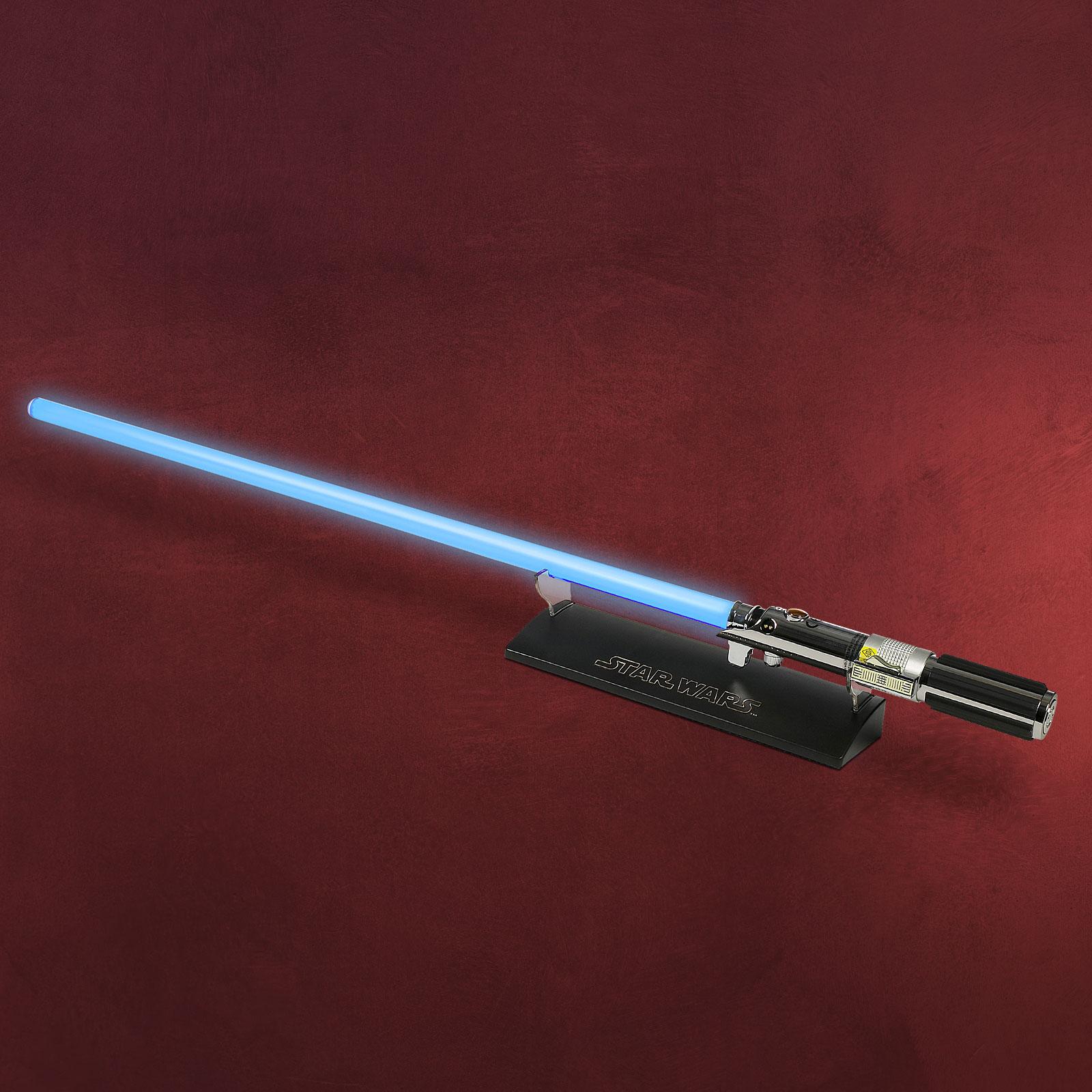 Star Wars  Anakin Skywalker Force FX Lichtschwert mit abnehmbarer Klinge