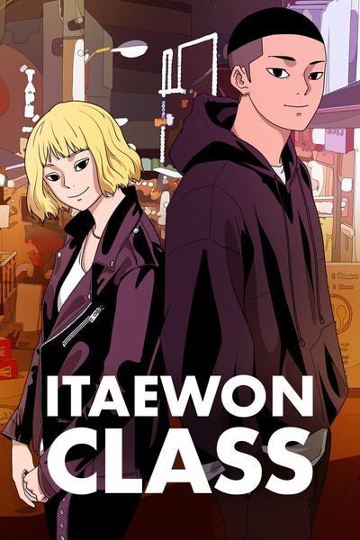 Itaewon Class Webtoon English : itaewon, class, webtoon, english, Itaewon, Class