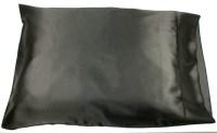 1pc New Queen/Standard Size Silky Satin Pillow Case ...