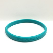 #BeAwareOfDownThere Ovarian Cancer Awareness Bracelet medium photo