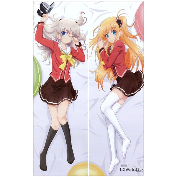 Dakimakura Anime Body Pillowcase Sexy Nao Tomori Charlotte