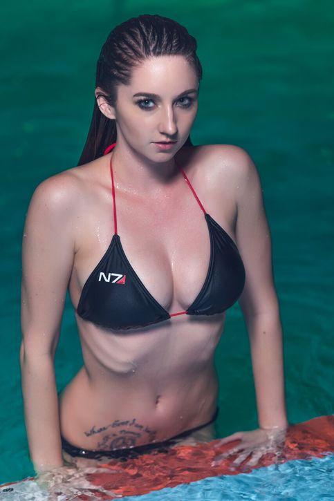 Wallpaper Gaming Girl N7 Bikini 6 183 Danica Rockwood S Bunk 183 Online Store