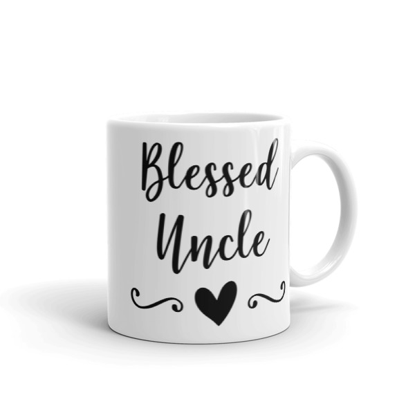 blessed uncle mug