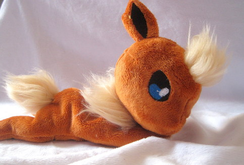 Beanie Flareon Plush  Folly Lolly  Online Store Powered
