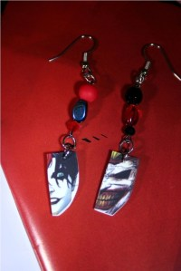 Harley Quinn Joker Earrings  Nerdy Robots  Online Store ...