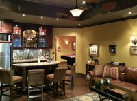 "63 Finished Basement ""Man Cave"" Designs (AWESOME PICTURES)"