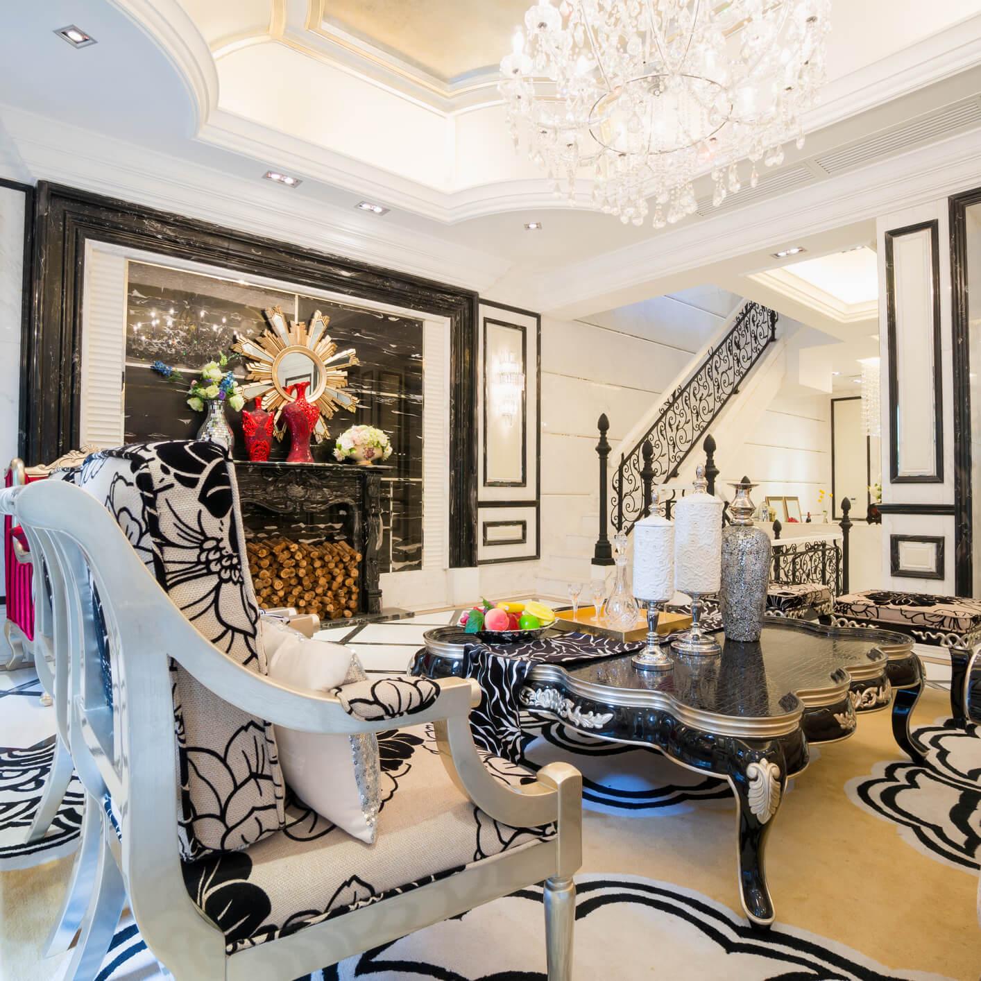 75 Formal & Casual Living Room Designs & Furniture