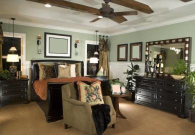 Dark Cabinets Light Floor Home Design Ideas Pictures