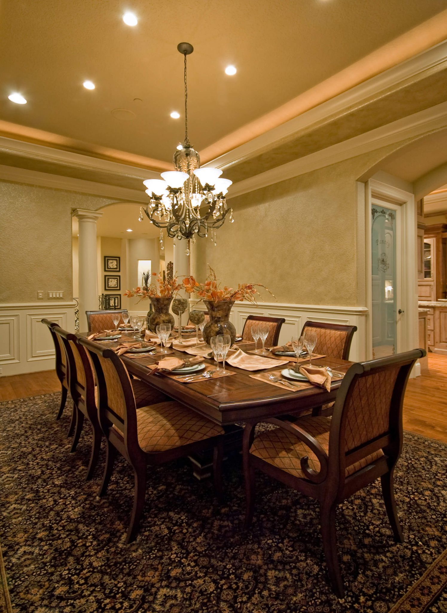 126 Luxury Dining Rooms Part 2