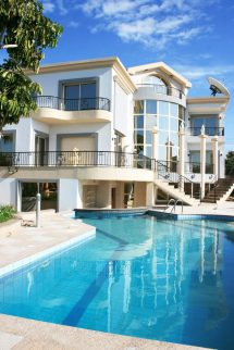2 Story House with Backyard Pool