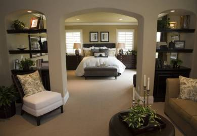 50 Professionally Decorated Master Bedroom Designs Photos
