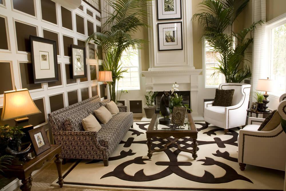 53 Cozy & Small Living Room Interior Designs (SMALL SPACES