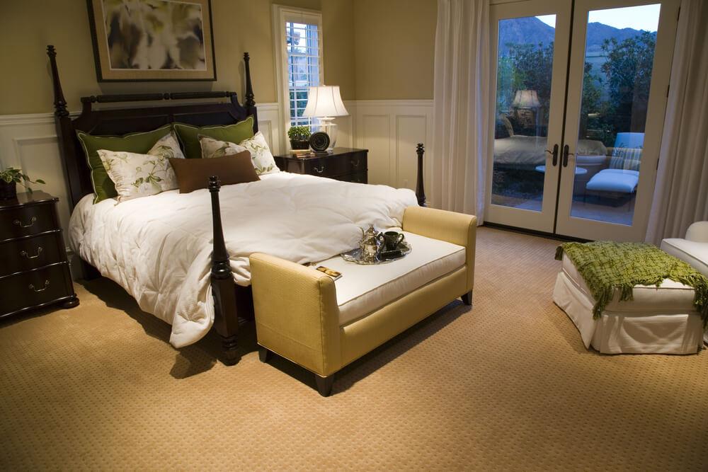 orange wicker chair cushions dining danish design 50 professionally decorated master bedroom designs (photos)