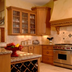 Tuscan Kitchen Design Photos 27 Inch Sink 49 Contemporary High End Natural Wood Designs