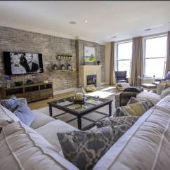Big Sofas In Small Rooms Houzz Brown Leather 35 Types Of Sectional Sofa Buying Guide Here