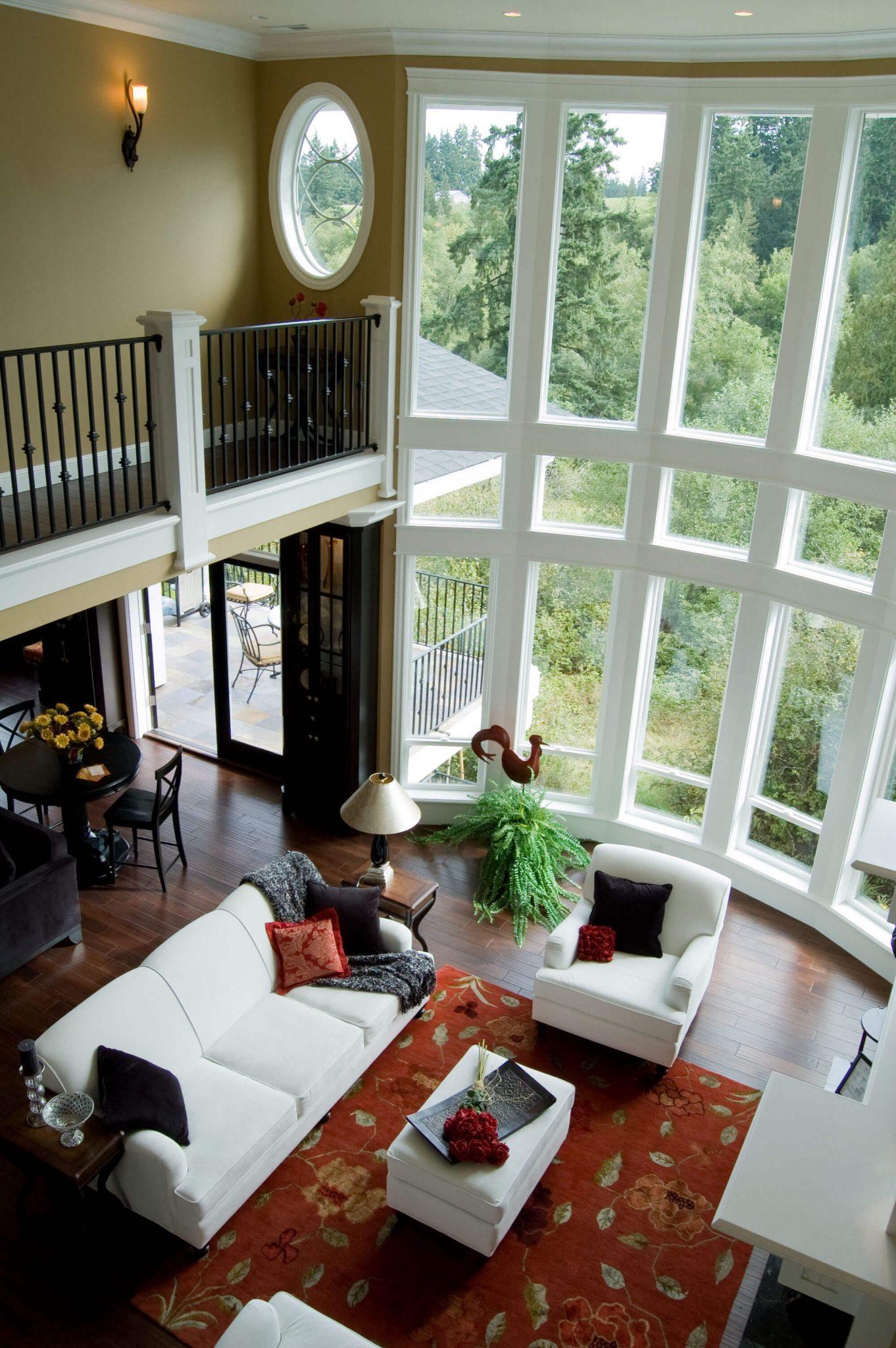 43 Light  Spacious Living Room Interior Design Ideas