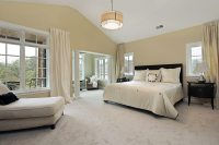 43 Spacious Master Bedroom Designs with Luxury Bedroom ...