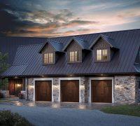 60 Residential Garage Door Designs (Pictures)