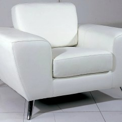 Modern Leather Accent Chairs Woven Chair 37 White For The Living Room