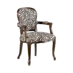 Animal Print Accent Chairs Landshark Adirondack Chair 17 Zebra Living Room Decor Ideas Pictures