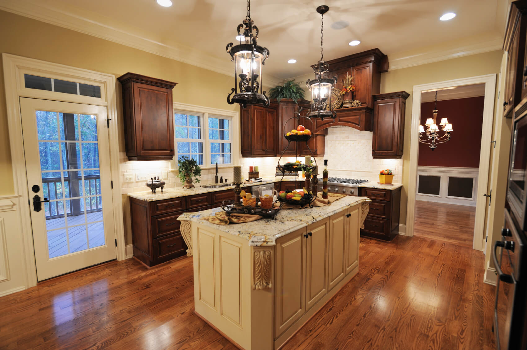 beige kitchen cabinets and countertops 41 luxury u shaped designs layouts photos