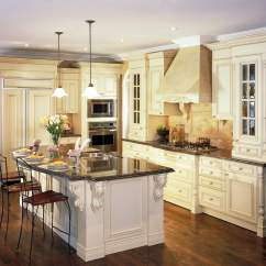 White Kitchen Island With Seating Led Light 48 Luxury Dream Designs Worth Every Penny Photos