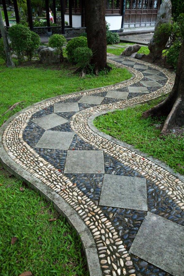 walkway ideas & design brick