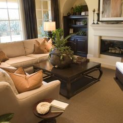 Leather Sectional Living Room Ideas American Furniture In Egypt 45 Contemporary Rooms With Sofas Pictures Here Is A More Cozy Space Filled Pillow Backed L Shape Couch