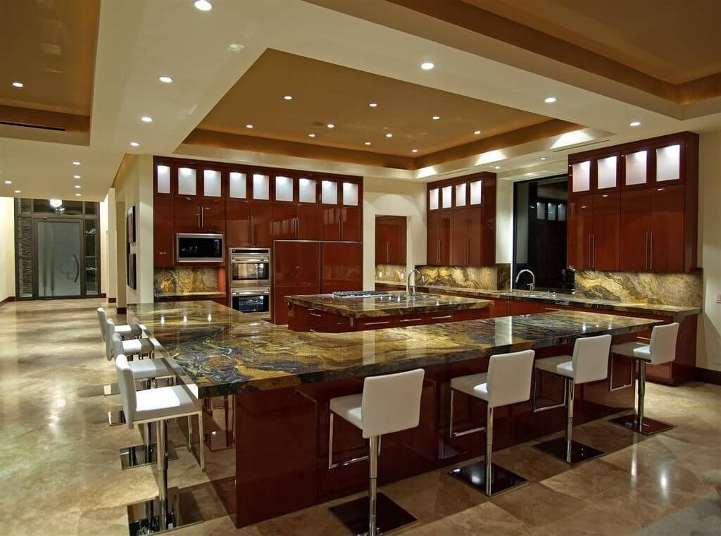Luxury Modern Kitchen Images