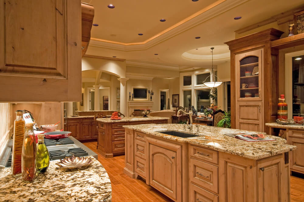 27 Luxury Kitchens That Cost More Than $100,000 (Incredible