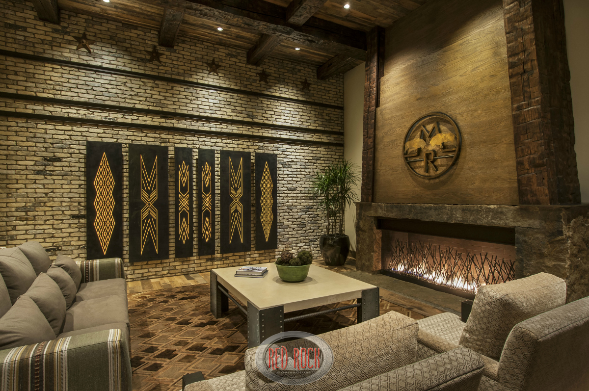 "31 Custom ""Jaw Dropping"" Rustic Interior Design Ideas (Photos)"