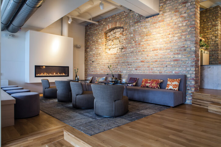 dark grey sectional sofa with chaise dr bronx 33 living room designs beautiful woodwork throughout