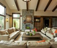 39 Custom Contemporary Living Room Designs by Designers ...