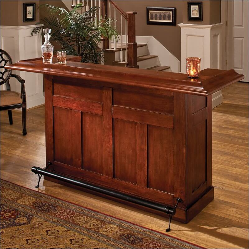 Home Wooden Bar