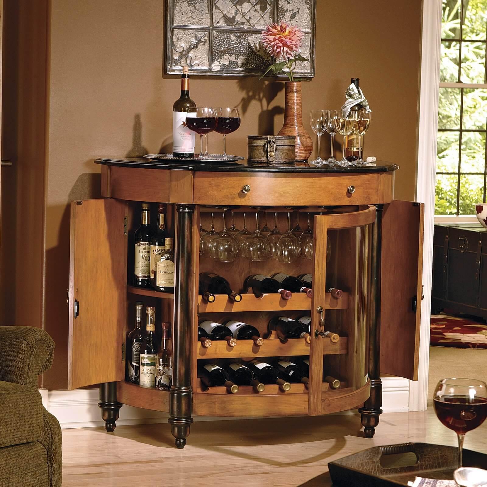 30 Top Home Bar Cabinets Sets  Wine Bars ELEGANT  FUN