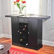 Home Bar Wine Storage Cabinet