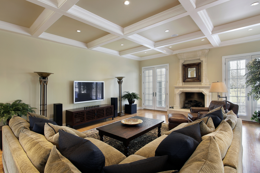 how to deep clean white leather sofa free removal sydney 33 living room designs with beautiful woodwork throughout