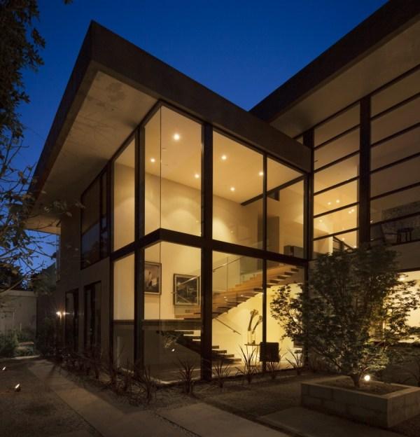 Mcclean Design Creates Custom Magnificent Modern Mansion